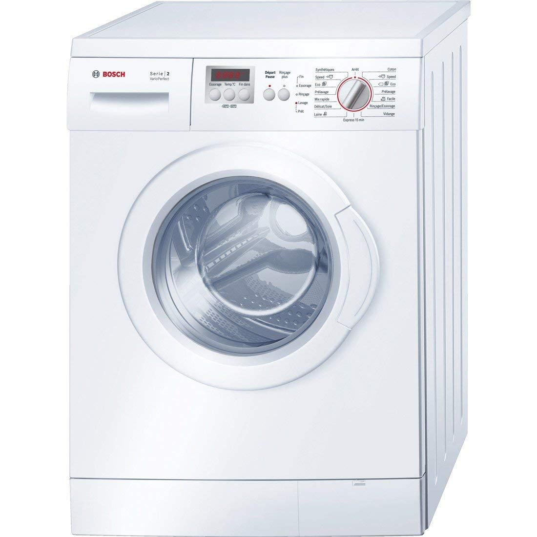 Choisir une machine à laver Bosch