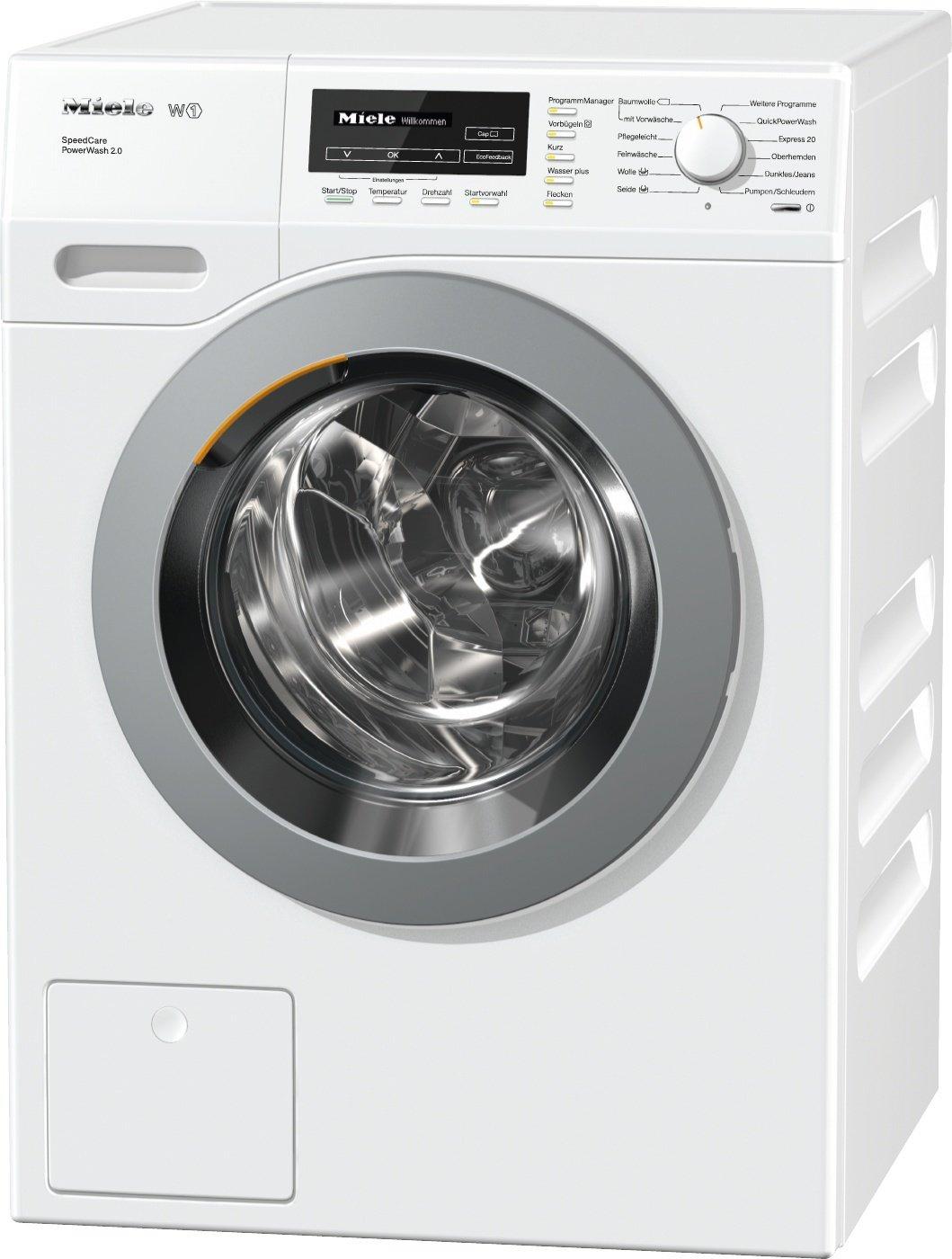 Choisir une machine à laver Miele